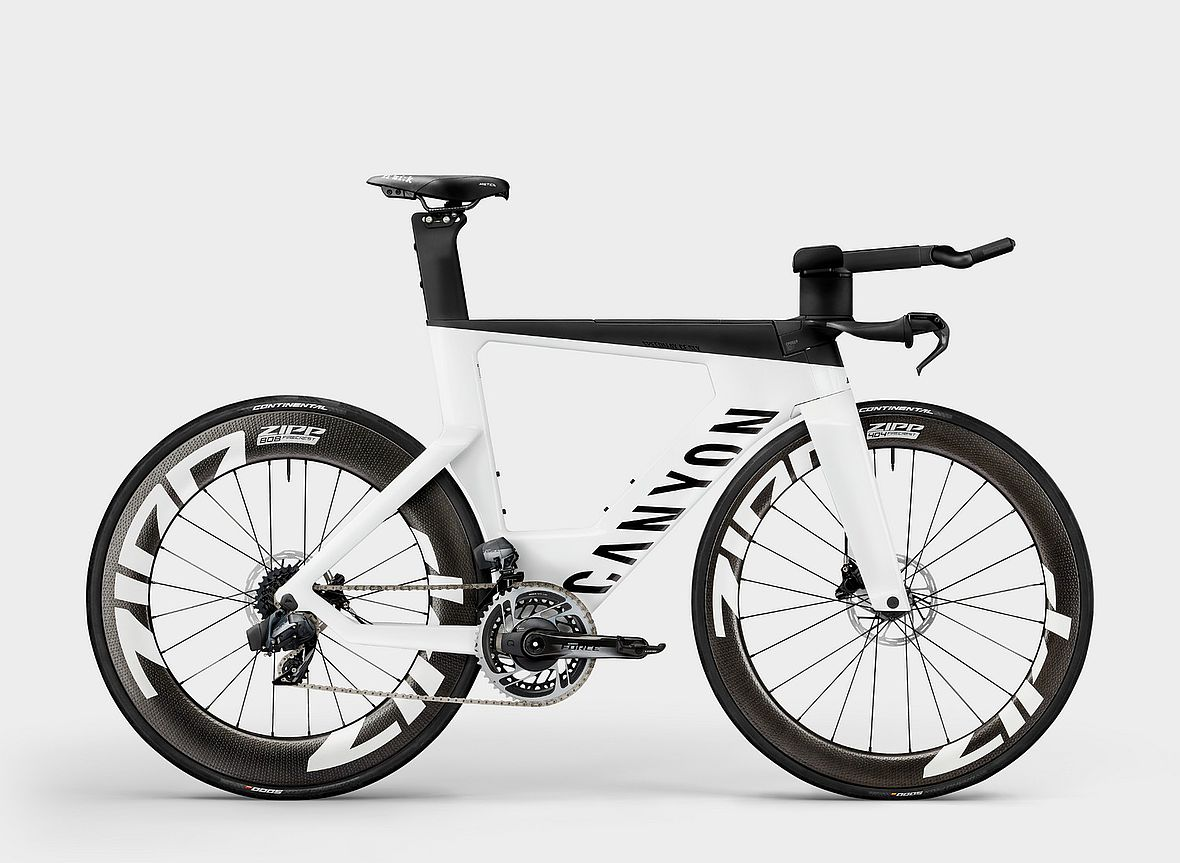 Canyon Speedmax Disc CF SLX 8 SRAM Force eTap - 9,7 kg - 8.499 €