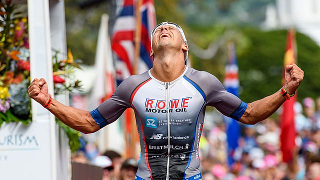 Hiobsbotschaft: Andreas Böcherer muss Ironman Hawaii absagen