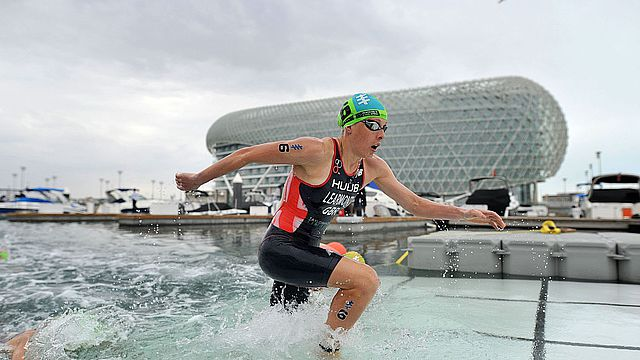 Coronavirus: ITU verschiebt World Triathlon-Series Auftakt in Abu Dhabi