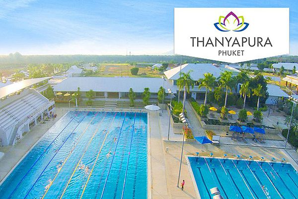 Triathlon-Paradies Thanyapura in Thailand