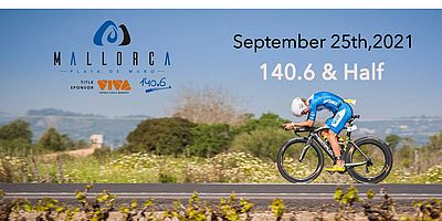 Mallorca 140.6 Triathlon am 25. September 2021