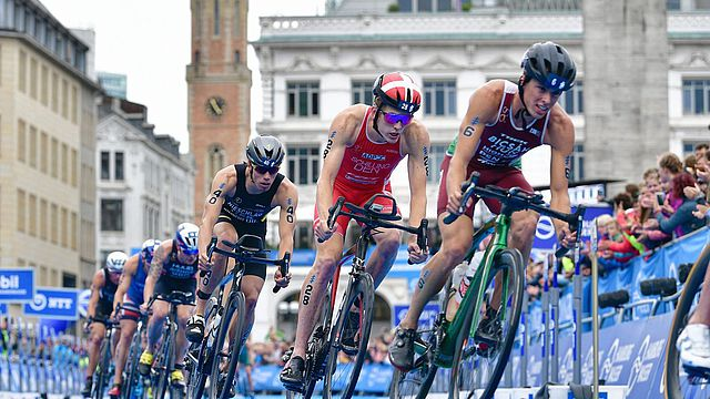 ITU World Triathlon Series und Mixed WM darf in Hamburg starten