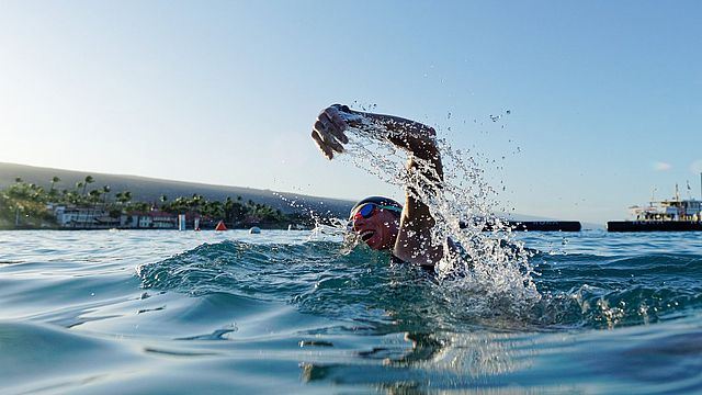 Ironman Hawaii Prerace-Fotostory: Underwater-World am Pier von Kailua-Kona