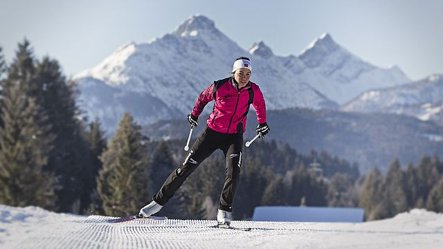 Skilanglauf: Ideales Triathlon-Wintertraining