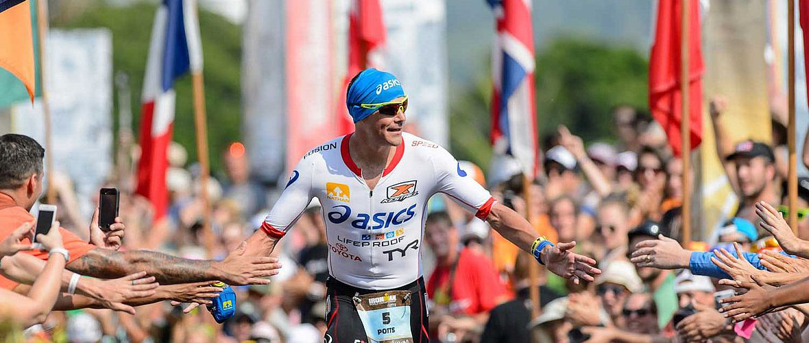 Triathlon-Splitter: Potts siegt in Kanada, Jackson in Lake Placid