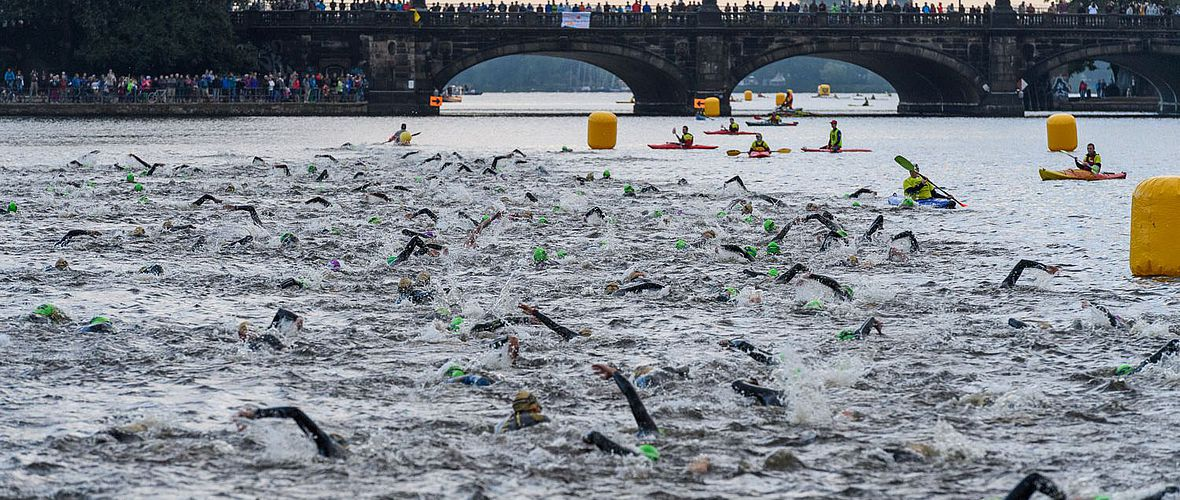 Ironman Hamburg: Raelert Brothers gemeinsam am Start