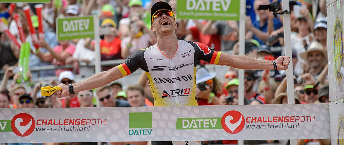 DATEV Challenge Roth 2015: Frommhold revanchiert sich