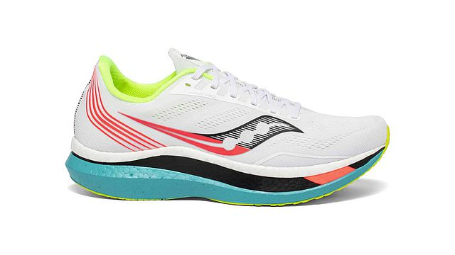 Saucony Endorphin-Serie: Topmodell Pro kommt mit Carbonsohle