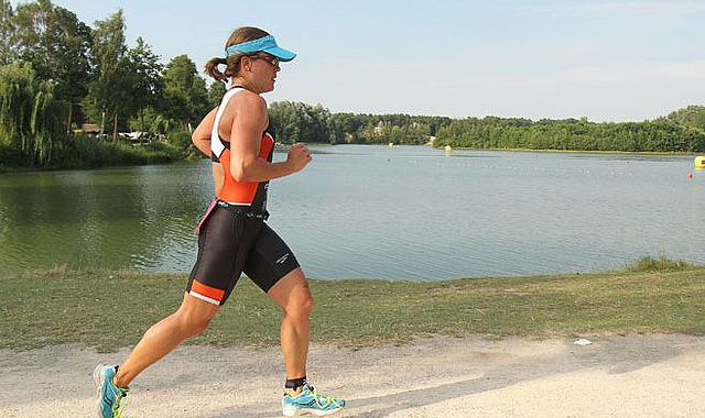 Triathlon-Einsteiger Training