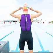Zone3 Streamline Sleeveless Swimskin im Einzeltest