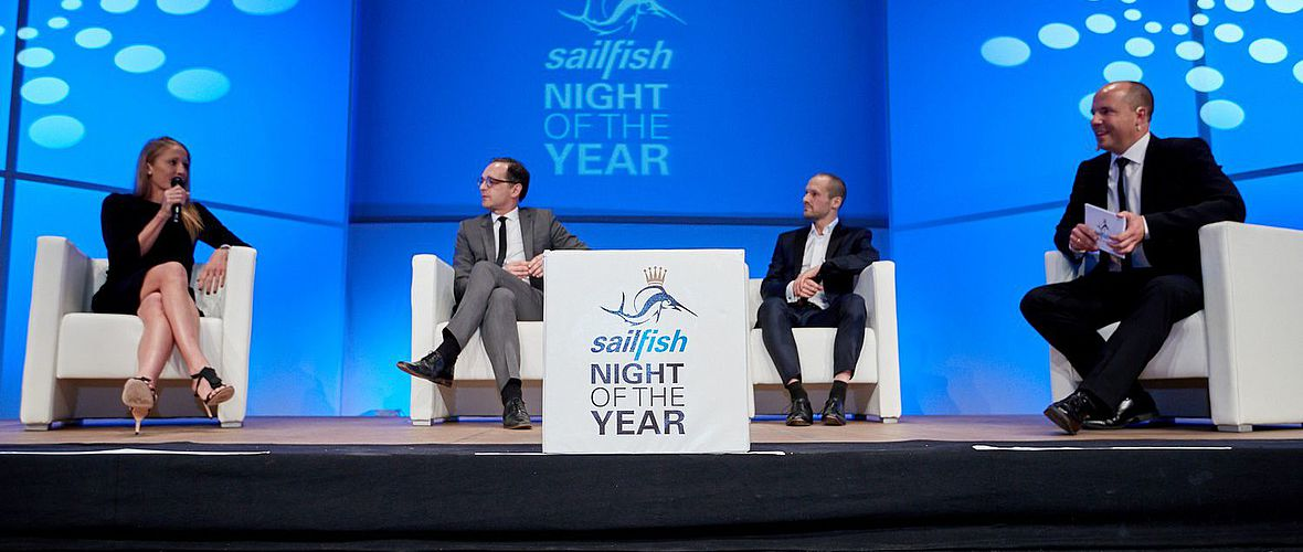 Ticketverkauf für sailfish Night of the Year 2019 startet